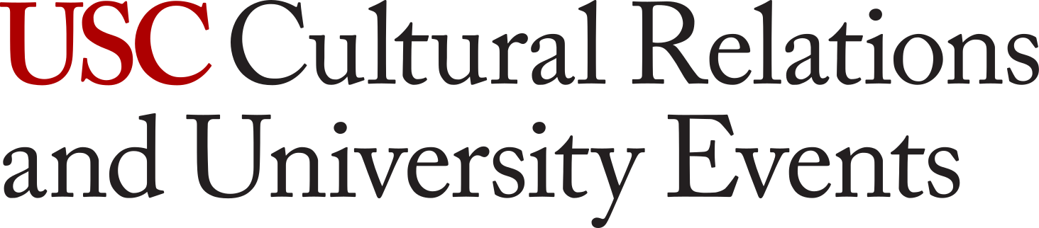 Logo of the Office of Cultural Relations and University Events